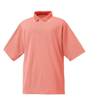 FootJoy Mens Performance Jacquard Polo Shirt