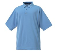 FootJoy Mens ProDry Performance Pique Stretch Polo Shirt 2014 (Ocean)