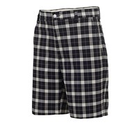 FootJoy Mens Performance Plaid Shorts 2014 (Navy)