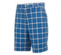 FootJoy Mens Performance Plaid Shorts 2014 (Marine)