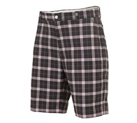 FootJoy Mens Performance Plaid Shorts 2014 (Charcoal)