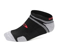 Oakley O Hydrolix Low Cut Golf Socks (Black)