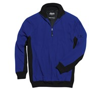 Mizuno Mens Windlite 1/4 Zip Neck Sweater (Royal Blue)