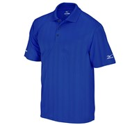 Mizuno Mens DryLite Performance II Polo Shirt (Royal Blue)