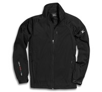 Mizuno Mens Windlite Full Zip Fleece 2013 (Black/Black)