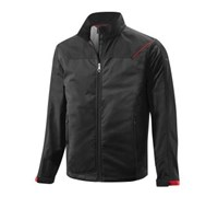 Mizuno Mens Wind Fleece Jacket 2014 (Black)