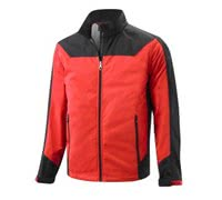 Mizuno Mens Wind Fleece Jacket 2014 (Fire)