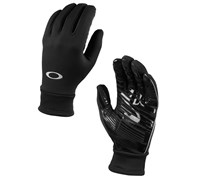 Oakley Mens Midweight Fleece Golf Gloves 2014 (Black)