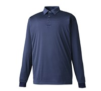FootJoy Mens Thermocool Long Sleeve Polo Shirt 2013 (Navy)