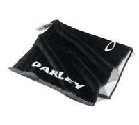 Oakley Golf Towel 2012 (White/Black)