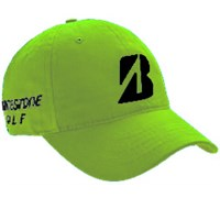Bridgestone Golf Pastel Tour Relax Cap 2014 (Green)