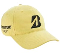 Bridgestone Golf Pastel Tour Relax Cap 2014 (Yellow)