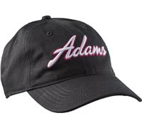 Adams Golf Structured Idea Players Cap (Black)
