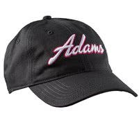 Adams Golf Unstructured Idea Players Cap (Black)