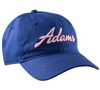 Adams Golf Unstructured Idea Players Cap (Navy)