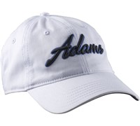 Adams Golf Structured Idea Players Cap (White)