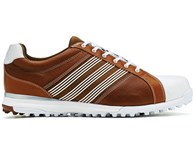 Adidas Mens AdiCross Tour Spikeless Golf Shoes (Brown) 2013