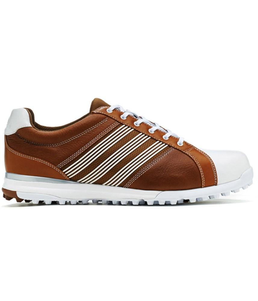 Adidas Adicross Tour Spikeless Golf Shoes Brown