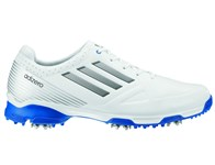 Adidas Mens Adizero 6-Spike Golf Shoes (White) 2013