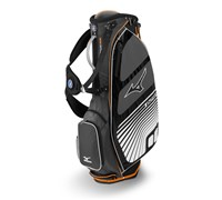 Mizuno Aerolite V Stand Bag 2014 (Charcoal/Orange)