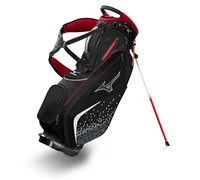 Mizuno Aerolite SPR Hybrid Cart/Stand Bag 2014 (Black/Grey)