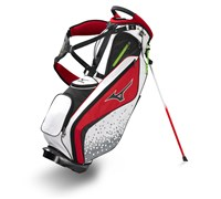Mizuno Aerolite SPR Hybrid Cart/Stand Bag 2014 (White/Red)
