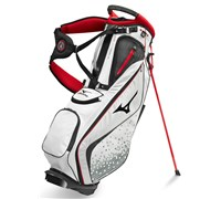 Mizuno Aerolite SPR Cart/Stand Bag 2015 (White)