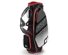 Mizuno Aerolite V Stand Bag 2014 (Black/Fire)