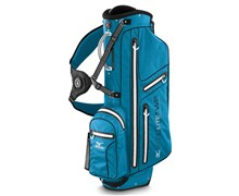 Mizuno Aerolite Waterproof Stand Bag 2013 (Blue)