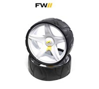 Powakaddy Sport Airless Standard Wheel  Single