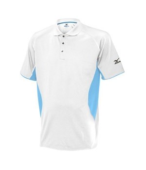 Mizuno Mens DryLite Airmesh Polo Shirt