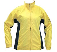 Sunderland Ladies Amalfi Waterproof Jacket (Yellow/Navy)
