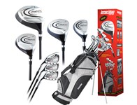 Longridge Alpha II Package Set (Graphite Shaft)