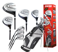 Longridge Alpha II Package Set  Graphite Shaft