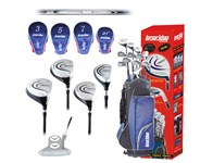Longridge Ladies Alpha II Package Set (Graphite Shaft)