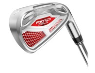 Cobra AMP Cell Irons (Steel Shaft)