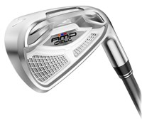 Cobra AMP Cell Irons (Silver)