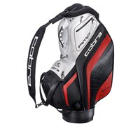 Cobra AMP Tour Staff Bag 2013 (Black/White)