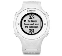 Garmin Approach S4 GPS Golf Watch (White)