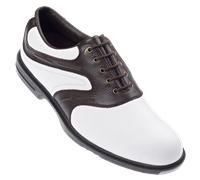 FootJoy AQL Series Golf Shoes (White/Silver)