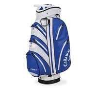 Callaway Aqua Dry Waterproof Cart Bag 2014 (White/Blue)