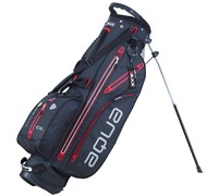 Big Max I-Dry Aqua 7 Stand Bag (Black/Red)