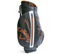 Callaway Aqua Dry Waterproof Cart Bag 2014 (Grey/Orange/White)