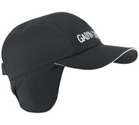 Galvin Green Gore-Tex Arctic Golf Cap With Ear Flaps (Black)