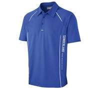 Sunderland Mens Arizona Short Sleeve Polo Shirt (Royal)
