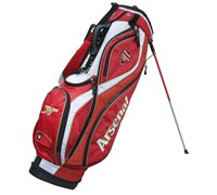 Arsenal Golf Stand Bag (Red/White)