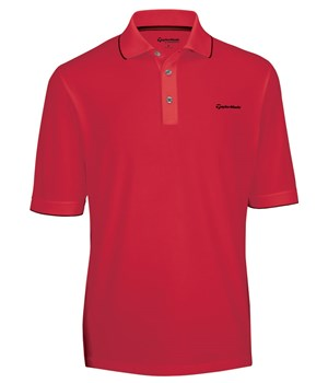 TaylorMade By Ashworth Tipped Polo 2012