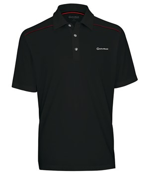 TaylorMade By Ashworth Textured Block Polo 2012