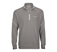 TaylorMade By Ashworth Piped Pullover 2013 (Shift Grey)