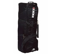 Big Max Atlantis Wheeled Travel Cover (Black/Black)